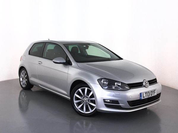 (2013) Volkswagen Golf 2.0 TDI GT 3dr £1270 Of Extras - Satellite Navigation - Bluetooth Connection - £20 Tax