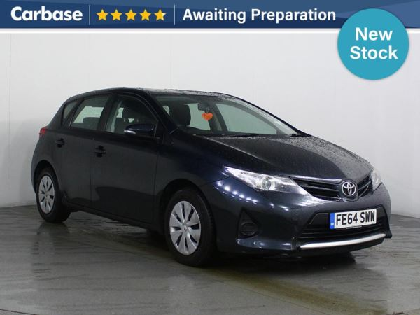 (2014) Toyota Auris 1.4 D-4D Active 5dr Aux MP3 Input - USB Connection - 1 Owner - Engine Start Stop - Stability Control System - Isofix