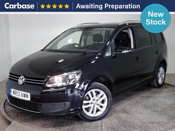 (2013) Volkswagen Touran 1.4 TSI SE 5dr - MPV 7 Seats £2160 Of Extras - Satellite Navigation - Bluetooth Connection - Parking Sensors
