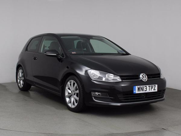 (2013) Volkswagen Golf 2.0 TDI GT 3dr Satellite Navigation - Bluetooth Connection - £20 Tax - Parking Sensors