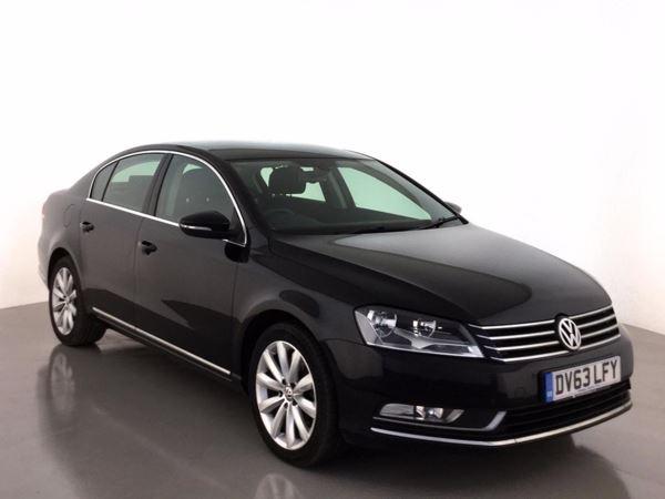 (2013) Volkswagen Passat 2.0 TDI Bluemotion Tech Highline 4dr DSG £1030 Of Extras - Satellite Navigation - Bluetooth Connection - Parking Sensors