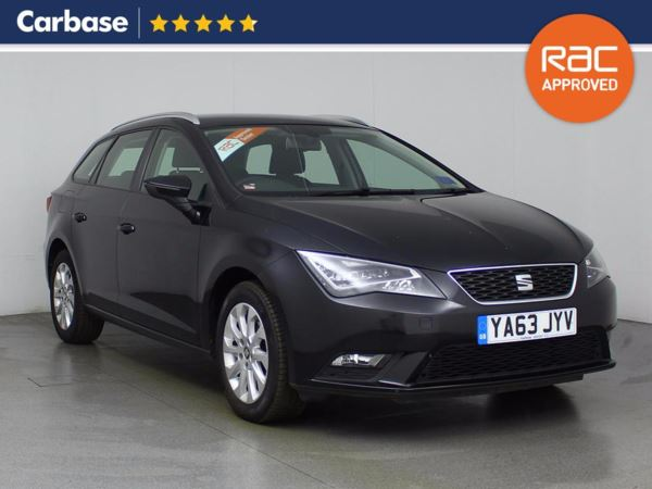 (2014) SEAT Leon 1.6 TDI SE 5dr [Technology Pack] £1720 Of Extras - Satellite Navigation - Bluetooth Connection - Zero Tax