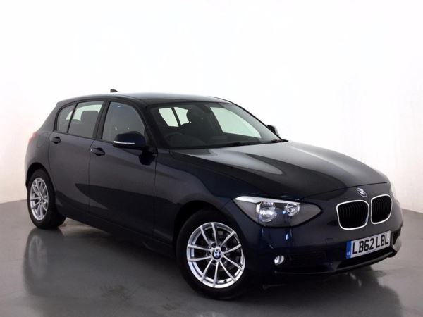 (2013) BMW 1 Series 116i SE 5dr Step Auto £2030 Of Extras - Bluetooth Connection - Aux MP3 Input - USB Connection
