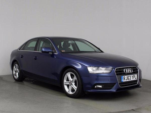 (2014) Audi A4 2.0 TDIe SE Technik 4dr Satellite Navigation - Bluetooth Connection - £30 Tax - Parking Sensors