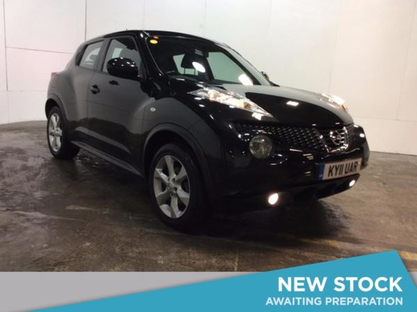 (2011) Nissan Juke 1.6 Acenta 5dr - SUV 5 SEATS Bluetooth Connection - Cruise Control - Climate Control - 1 Owner