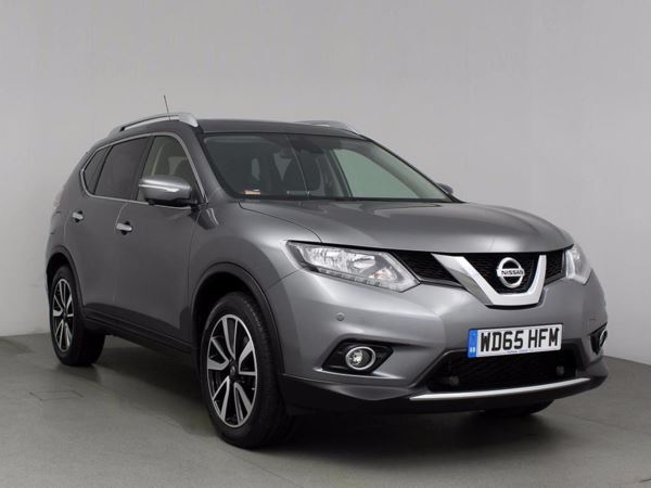(2015) Nissan X-Trail 1.6 dCi N-Tec 5dr Panoramic Roof - Satellite Navigation - Bluetooth Connection - Parking Sensors