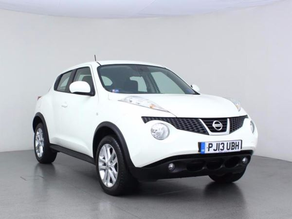 (2013) Nissan Juke 1.6 Acenta 5dr - SUV 5 Seats Bluetooth Connection - USB Connection - Cruise Control - Climate Control