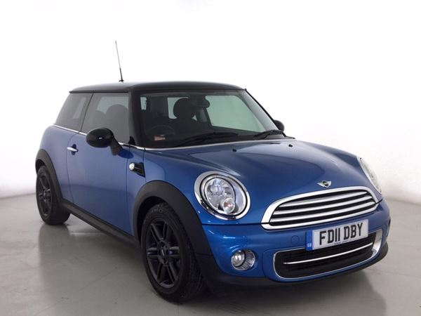 (2011) MINI HATCHBACK 1.6 Cooper Pimlico 3dr £2355 Of Extras - Luxurious Leather - DAB Radio - Aux MP3 Input - 6 Speed