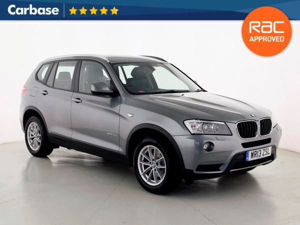 (2013) BMW X3 xDrive20d SE 5dr Step Auto - SUV 5 Seats £6820 Of Extras - Luxurious Leather - Bluetooth Connection - Parking Sensors - DAB Radio