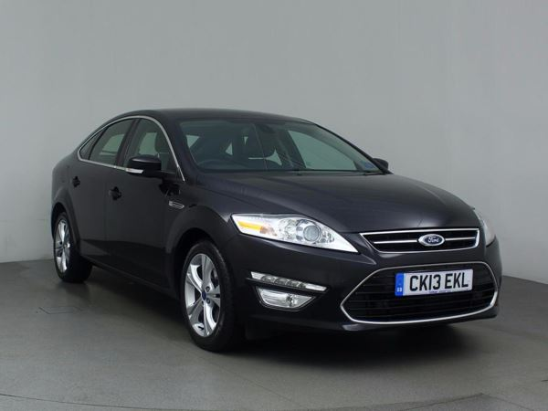 (2013) Ford Mondeo 2.0 TDCi 140 Titanium X 5dr Powershift £1020 Of Extras - Satellite Navigation - Luxurious Leather - Bluetooth