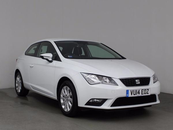 (2014) SEAT Leon 1.2 TSI SE 3dr Bluetooth Connection - £30 Tax - Aux MP3 Input - USB Connection - Cruise Control