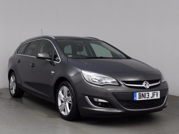 (2013) Vauxhall Astra 1.6i 16V SRi 5dr £920 Of Extras - Parking Sensors - Aux MP3 Input - Cruise Control