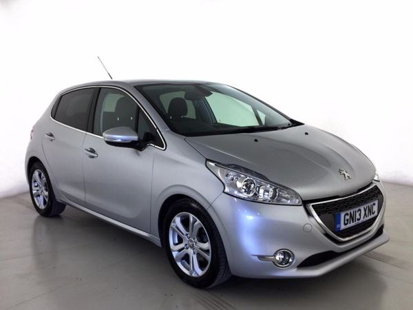 (2013) Peugeot 208 1.6 e-HDi Allure 5dr Bluetooth Connection - Zero Tax - Cruise Control - Air Conditioning - 1 Owner