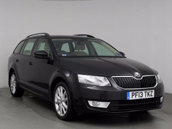 (2013) Skoda Octavia 2.0 TDI CR Elegance 5dr DSG £650 Of Extras - Satellite Navigation - Bluetooth Connection - £30 Tax