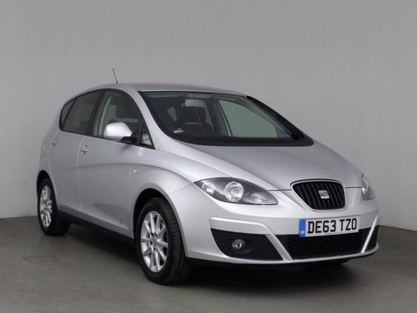 (2013) SEAT Altea 2.0 TDI CR SE Copa 5dr - MPV 5 Seats Satellite Navigation - Bluetooth Connection - Parking Sensors - DAB Radio