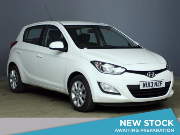 (2013) Hyundai i20 1.2 Active 5dr Bluetooth Connection - £30 Tax - USB Connection - Air Conditioning