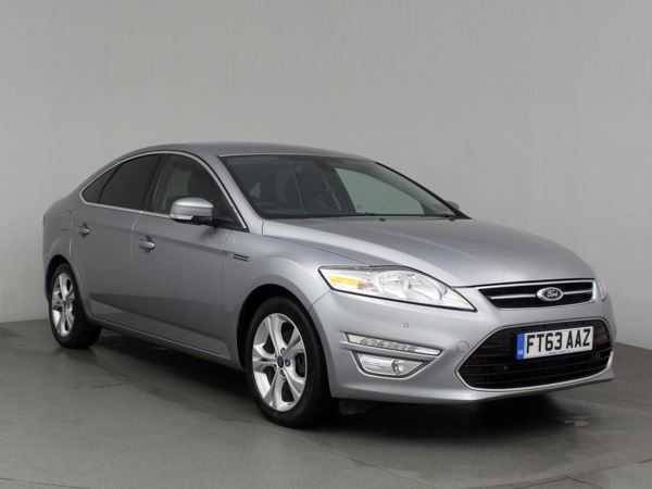 (2013) Ford Mondeo 2.0 TDCi 163 Titanium X Business Edition 5dr Satellite Navigation - Luxurious Leather - Bluetooth Connection - £30 Tax