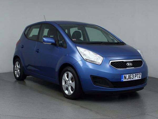 (2013) Kia Venga 1.4 CRDi 2 5dr Bluetooth Connection - £30 Tax - Parking Sensors - Air Conditioning - 1 Owner