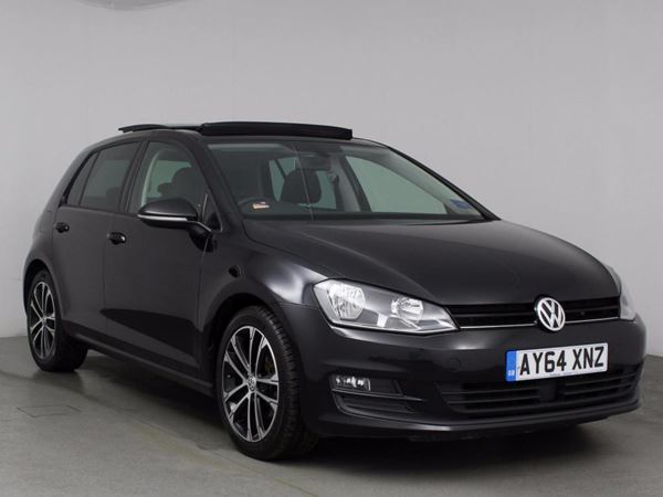 (2014) Volkswagen Golf 2.0 TDI Match 5dr DSG £30 Tax - Parking Sensors - DAB Radio - Rain Sensor - Cruise Control - 1 Owner