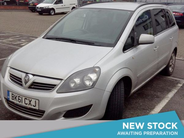 (2011) Vauxhall Zafira 1.7 CDTi ecoFLEX Exclusiv [125] 5dr - MPV 7 SEATS 6 Speed - Air Conditioning