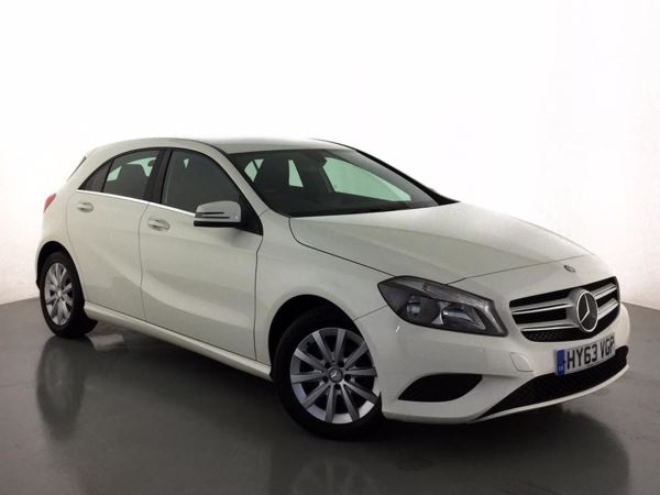 (2013) Mercedes-Benz A Class A180 CDI BlueEFFICIENCY SE 5dr [Map Pilot] Bluetooth Connection - Zero Tax - 6 Speed - Air Conditioning - 1 Owner