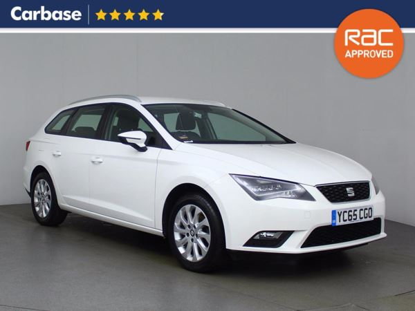 (2015) SEAT Leon 1.6 TDI SE 5dr [Technology Pack] Estate £1085 Of Extras - Satellite Navigation - Bluetooth Connection - Zero Tax