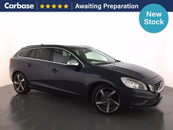 (2013) Volvo V60 D4 [163] R DESIGN 5dr £1685 Of Extras - Bluetooth Connection - £30 Tax - Parking Sensors
