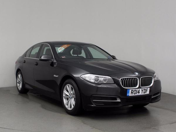 (2014) BMW 5 Series 520d SE 4dr £930 Of Extras - Satellite Navigation - Luxurious Leather - Bluetooth Connectivity