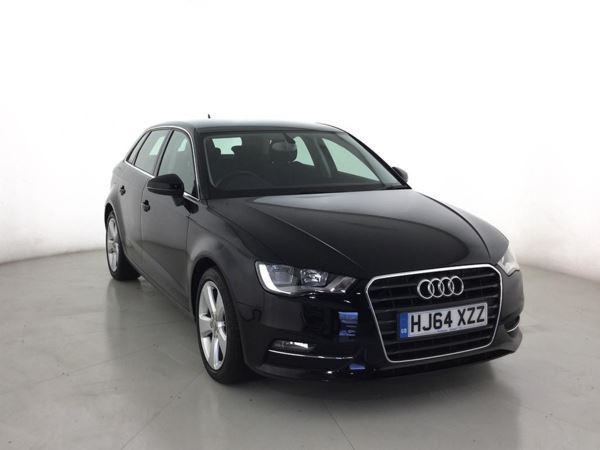 (2014) Audi A3 2.0 TDI Sport 5dr Bluetooth Connection - £20 Tax - DAB Radio - Climate Control - 1 Owner