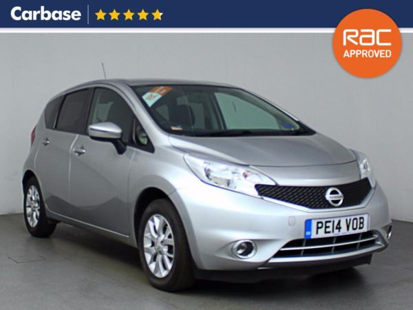 (2014) Nissan Note 1.2 Acenta 5dr - Mini MPV 5 Seats Bluetooth Connection - £20 Tax - Cruise Control - Air Conditioning