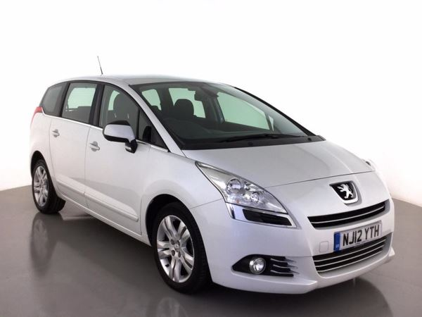 (2012) Peugeot 5008 2.0 HDi 150 Active II 5dr - MPV 7 Seats £650 Of Extras - Bluetooth Connection - Parking Sensors - Aux MP3 Input