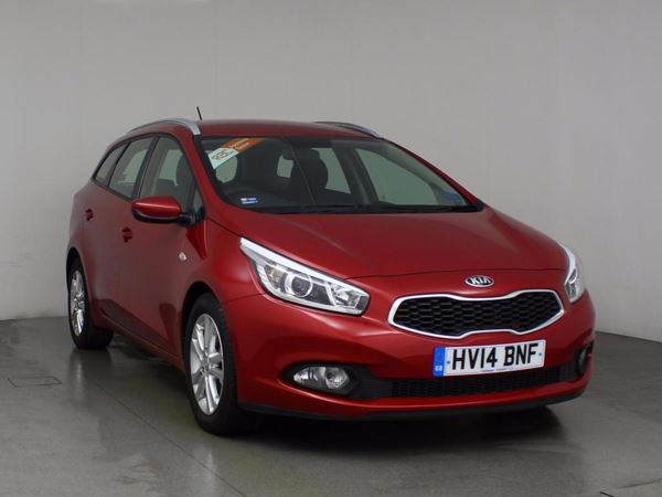 (2014) Kia Ceed 1.6 CRDi 1 5dr Bluetooth Connection - £30 Tax - USB Connection - Air Conditioning - 1 Owner