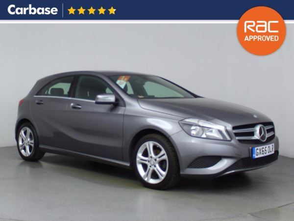(2015) Mercedes-Benz A Class A180 CDI Sport Edition 5dr Auto Satellite Navigation - £20 Tax - Rain Sensor - Climate Control - 1 Owner
