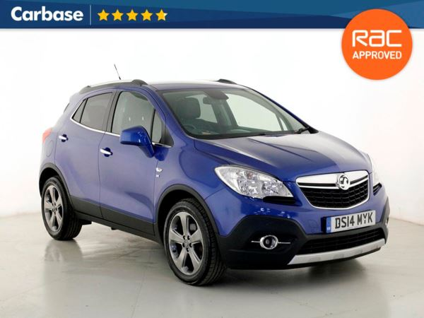 (2014) Vauxhall Mokka 1.7 CDTi SE 5dr - SUV 5 Seats £1045 Of Extras - Luxurious Leather - Bluetooth Connection - Parking Sensors - DAB Radio