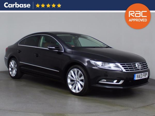(2013) Volkswagen CC 2.0 TDI BlueMotion Tech GT 4dr Coupe £2510 Of Extras - Satellite Navigation - Luxurious Leather - Bluetooth Connection