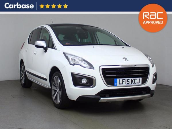 (2015) Peugeot 3008 1.6 e-HDi Allure 5dr EGC - SUV 5 Seats Panoramic Roof - Satellite Navigation - Bluetooth Connection - £30 Tax