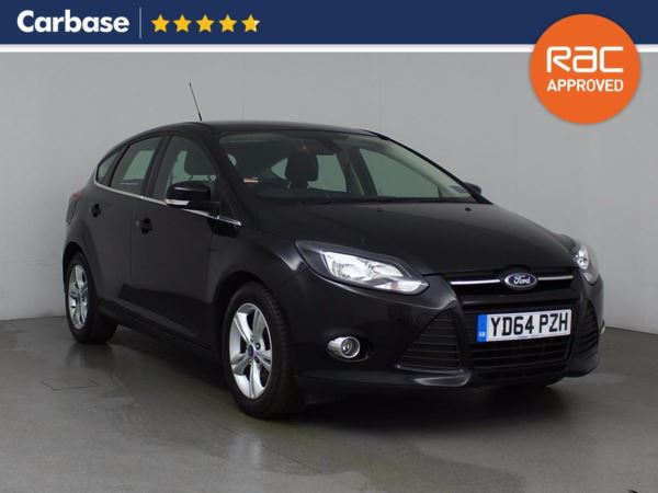 (2014) Ford Focus 1.6 TDCi 115 Zetec 5dr Bluetooth Connection - £20 Tax - DAB Radio - Aux MP3 Input - USB Connection