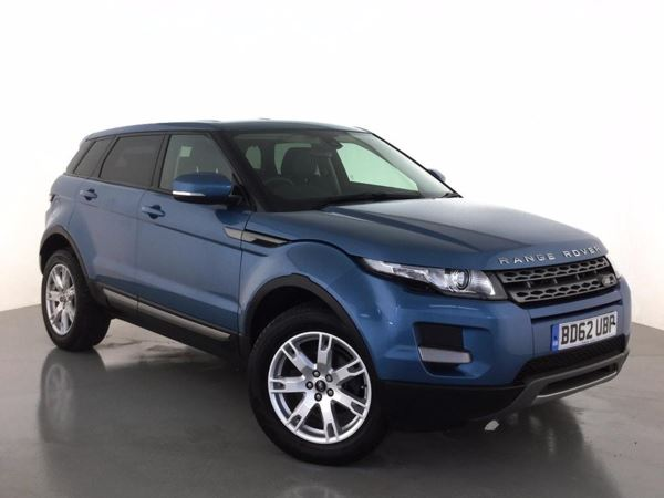 (2013) Land Rover Range Rover Evoque 2.2 SD4 Pure 5dr - SUV 5 SEATS £900 Of Extras - Bluetooth Connection - Parking Sensors - DAB Radio