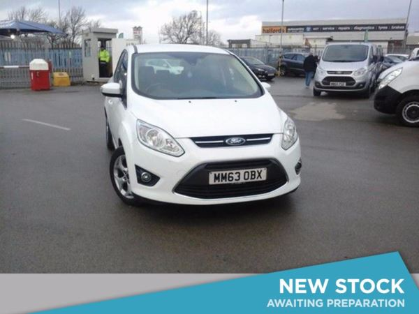 (2014) Ford C-MAX 1.6 Zetec 5dr - MPV 5 SEATS Bluetooth Connection - Parking Sensors - DAB Radio - Aux MP3 Input