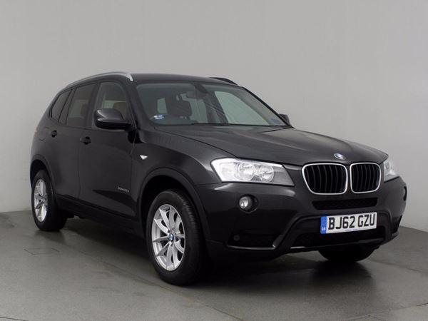 (2012) BMW X3 xDrive 20d SE 5dr - SUV 5 SEATS £910 Of Extras - Luxurious Leather - Parking Sensors - Aux MP3 Input - Rain Sensors