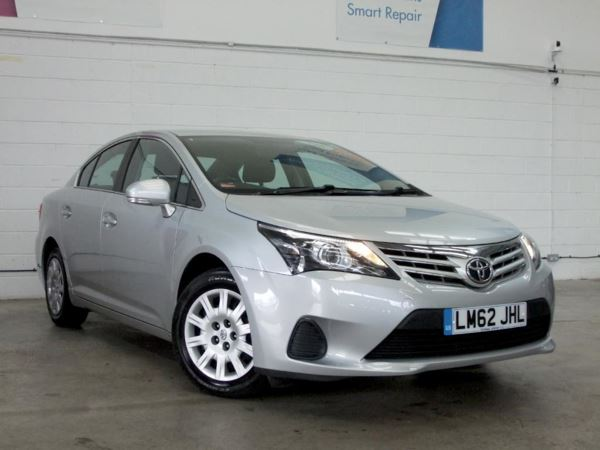 (2012) Toyota Avensis 2.0 D-4D T2 Bluetooth - £30 Tax - 1 Owner - Aux Mp3 Input - Aircon