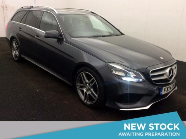 (2014) Mercedes-Benz E Class E300 BlueTEC Hybrid AMG Sport 5dr 7G-Tronic With Paddle Shift Satellite Navigation - Bluetooth Connection - £30 Tax - Parking Sensors