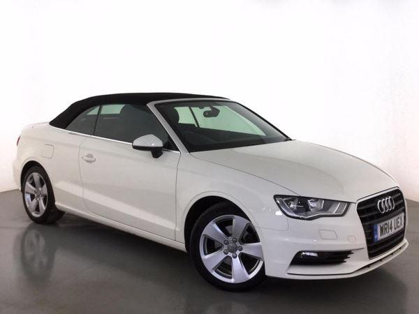 (2014) Audi A3 2.0 TDI Sport 2dr Bluetooth Connection - £20 Tax - DAB Radio - Rain Sensor - Climate Control