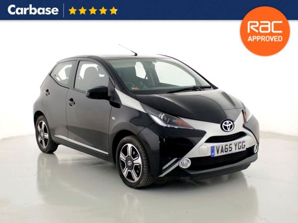 (2016) Toyota AYGO 1.0 VVT-i X-Clusiv 5dr Bluetooth Connection - DAB Radio - Aux MP3 Input - USB Connection