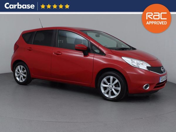 (2014) Nissan Note 1.2 DiG-S Acenta 5dr - Mini MPV 5 Seats Bluetooth Connection - Zero Tax - USB Connection - Cruise Control