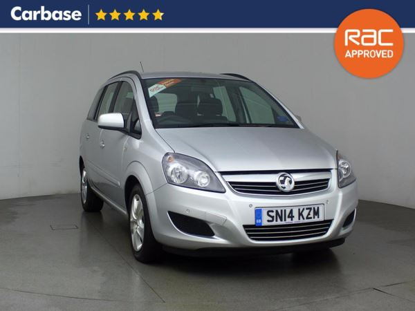 (2014) Vauxhall Zafira 1.7 CDTi ecoFLEX Exclusiv [110] 5dr - MPV 7 Seats £920 Of Extras - Parking Sensors - Aux MP3 Input - 6 Speed - Air Conditioning