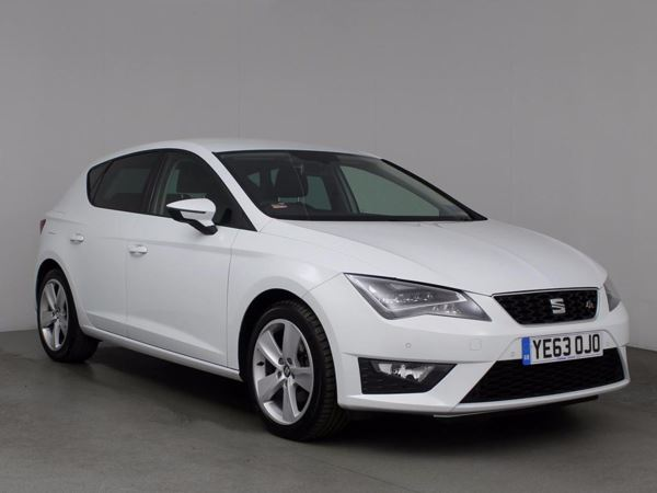 (2013) SEAT Leon 2.0 TDI FR 5dr [Technology Pack] £2185 Of Extras - Satellite Navigation - Bluetooth Connection - £20 Tax