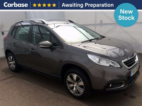 (2014) Peugeot 2008 1.4 HDi Active 5dr - SUV 5 Seats Bluetooth Connection - £20 Tax - DAB Radio - Aux MP3 Input - USB Connection
