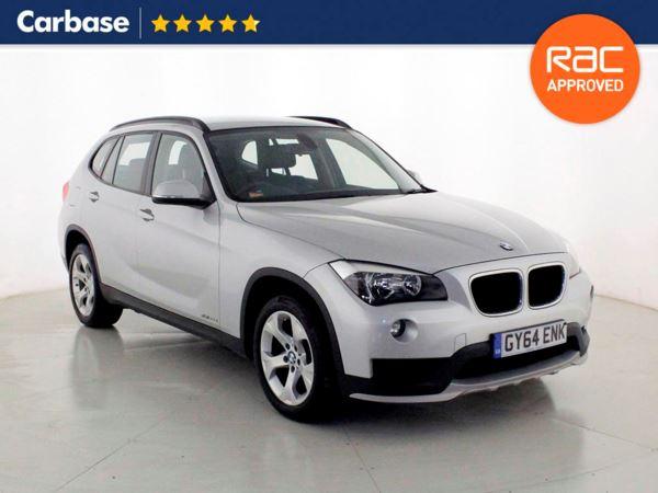 (2014) BMW X1 sDrive 20d EfficientDynamics 5dr - SUV 5 Seats Satellite Navigation - Luxurious Leather - Bluetooth Connection - £30 Tax - Parking Sensors