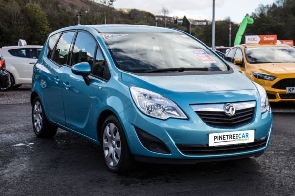 (2011) Vauxhall Meriva 1.7 CDTi 16V [130] Exclusiv 5dr